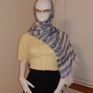 🆕 Avery Scarf by Silpada Designs